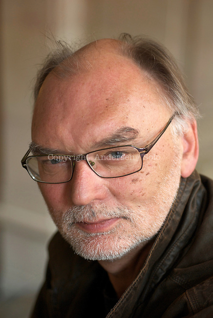 Leif Davidsen, Danish writer.
