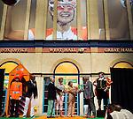 Engeland, London, 26 juli 2012.Olympische Spelen London.Opening Holland Heineken House.Charlene de Carvalho-Heineken bij de Opening van het Holland Heineken House in London