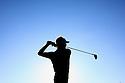 Niklas Lemke (SWE), European Challenge Tour, Kazakhstan Open 2014, Zhailjau Golf Club, Almaty, Kazakhstan. (Picture Credit / Phil Inglis)
