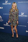 Nicky Hilton Wearing a Dress By Valentino Attends Accessories Council Toasts 20 Years at the 2014 Ace Awards Held at Cipriani 42nd Street
