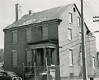 1963  July  30.UNDATED..Historical         ..HANNON HOUSE.CUMBERLAND ST..PHOTO CRAFTSMEN INC..NEG# 52-037.953-D..