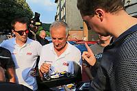 #30 CASTROL HONDA RACING (ITA) HONDA NSX GT3 PRO AM CUP RICCARDO PATRESE (ITA)