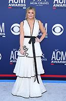 07 April 2019 - Las Vegas, NV - Lauren Alaina. 2019 ACM Awards at MGM Grand Garden Arena, Arrivals. Photo Credit: mjt/AdMedia