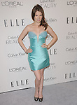 Anna Kendrick walks the carpet as Elle Honors Hollywood's Most Esteemed Women in the 17th Annual Women in Hollywood Tribute held at The Four Seasons Beverly Hills in Beverly Hills, California on October 18,2010                                                                               © 2010 VanStory/Hollywood Press Agency