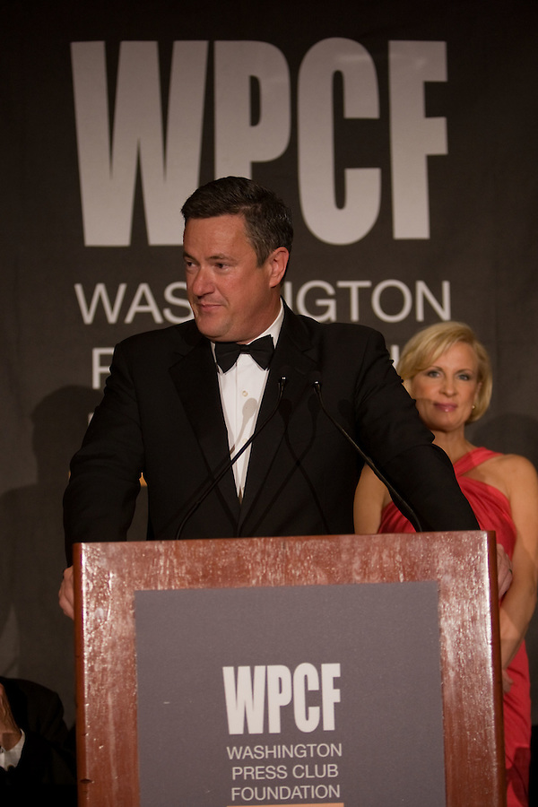 Slug: WPCF /  Congressional Dinner.Date: 04-21-2010..Photographer: Mark Finkenstaedt..Location: Mandarin Oriental Hotel Washington, DC..Caption:  WPCF Lifetime Achievement Award at the 66th Annual Washington Press Club Foundation Annual Congressional Dinner....© 2010 Mark Finkenstaedt. All Rights Reserved. No transfers or loans. For the unlimited use of WPCF. No annual report or advertising.  No Sales, resales or transfers. .For additional use call the photographer.2022582613.mark@mfpix.com.......Virginia Photographer - DC Photographer - Washington DC Photographer