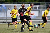 Football National Age Group Tournament at Petone Memorial Park, Lower Hutt, New Zealand on Sunday 17 December 2017. <br /> Photo by Masanori Udagawa. <br /> www.photowellington.photoshelter.com
