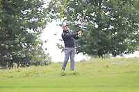 Lee Westwood (ENG) on the 2nd fairway during Round 4 of the D+D Real Czech Masters at the Albatross Golf Resort, Prague, Czech Rep. 03/09/2017<br /> Picture: Golffile   Thos Caffrey<br /> <br /> <br /> All photo usage must carry mandatory copyright credit     (&copy; Golffile   Thos Caffrey)