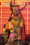 One of the four protectors of the Man Mo Temple.