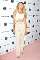 LOS ANGELES - AUG 12: Jasmine Sanders at the 5th Annual BeautyCon Festival Los Angeles at the Convention Center on August 12, 2017 in Los Angeles, California