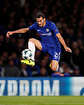 Chelsea's David Zappacosta in action during the champions league match at Stamford Bridge Stadium, London. Picture date 12th September 2017. Picture credit should read: David Klein/Sportimage