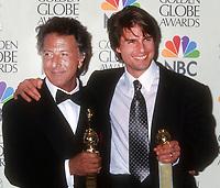Dustin Hoffman Tom Cruise<br /> 2010<br /> Photo By Michael Ferguson/CelebrityArchaeology.com