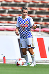 ア、ウサシ Caitlin Foord (Vegalta Ladies), <br /> JUNE 17, 2017 - Football / Soccer : <br /> Plenus Nadeshiko League Cup 2017 Division 1 <br /> match between Urawa Reds Ladies 0-0 Vegalta Sendai Ladies <br /> at Saitama Urawa Komaba Stadium in Saitama, Japan. <br /> (Photo by MATSUO.K/AFLO SPORT)