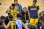John PATRICK (Head-Coach MHP Riesen Ludwigsburg) \ beim Spiel MHP RIESEN Ludwigsburg - EWE Baskets Oldenburg.<br /> <br /> Foto &copy; PIX-Sportfotos *** Foto ist honorarpflichtig! *** Auf Anfrage in hoeherer Qualitaet/Aufloesung. Belegexemplar erbeten. Veroeffentlichung ausschliesslich fuer journalistisch-publizistische Zwecke. For editorial use only.