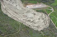 Mudslide in Mesa County, Colorado