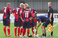 Eastbourne Borough FC (0) & Maidenhead United FC (2) 01.09.12