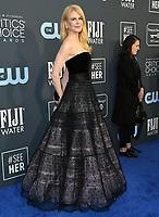 12 January 2020 - Santa Monica, California - Nicole Kidman. 25th Annual Critici's Choice Awards held at Barker Hangar. Photo Credit: Birdie Thompson/AdMedia