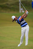 Tommy Fleetwood (ENG) during the 3rd round of the Dubai Duty Free Irish Open, Lahinch Golf Club, Lahinch, Co. Clare, Ireland. 06/07/2019<br /> Picture: Golffile | Thos Caffrey<br /> <br /> <br /> All photo usage must carry mandatory copyright credit (© Golffile | Thos Caffrey)