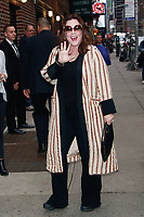 OCT 15 Melissa McCarthy at The Late Show
