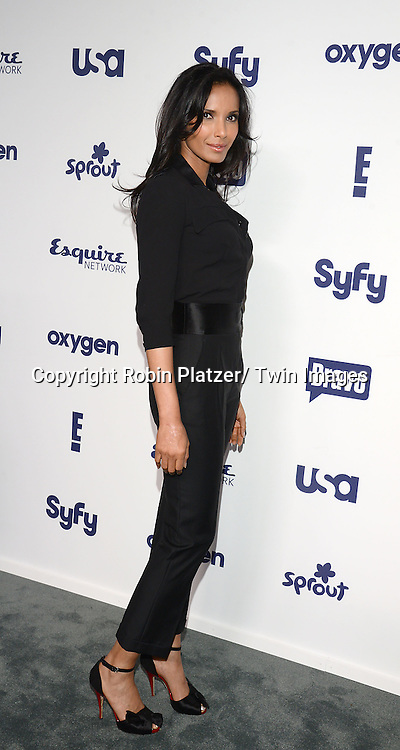 Padma Lakshmi of &quot;Top Chef&quot; attends the NBCUniversal Cable Entertainment Upfront <br /> on May 15, 2014 at The Javits Center North Hall in New York City, New York, USA.