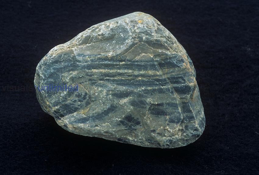 Graywacke sedimentary sandstone specimen....