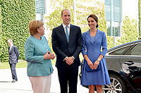 William and Kate in Berlin 071917