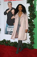 WESTWOOD, CA - NOVEMBER 5: Garcelle Beauvais, at the premiere of Daddy's Home 2 at the Regency Village Theater in Westwood, California on November 5, 2017. Credit: Faye Sadou/MediaPunch