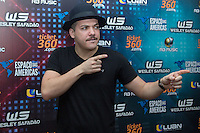 SÃO PAULO, SP, 08.07.2016 - SHOW-SP- O cantor Wesley Safadão durante apresentação no Espaço das Américas, na noite desta sexta-feira, 08. (Foto: Adriana Spaca/Brazil Photo Press)