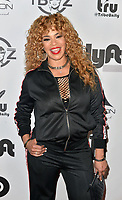 HOLLYWOOD, CA- SEPT. 27: Faith Evans at the T-Boz Unplugged Concert at the Avalon Nightclub in Hollywood, California on September 27, 2017 Credit: Koi Sojer/Snap'N U Photos/ Media Punch