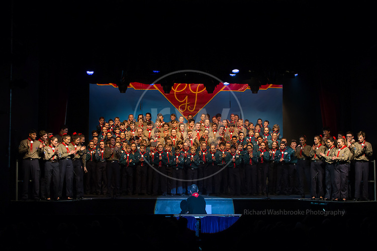 Harpenden Gang Show Performance  12th January 2016