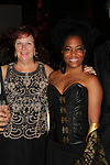 Inge and Rhonda Ross - Hearts of Gold All That Glitters Ball celebrating 23 years of support to New York City's homeless mothers and their children on November 1, 2017 at Capitale, New York City, New York.  (Photo by Sue Coflin/Max Photo)