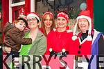 Daniel and Margaret Creedon, Anna Kerins, MichelleDoyle and Eileen Hayes y at the Killarney Jingle run on Sunday