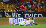 Independiente Medellín igualó 2-2 ante Deportes Tolima. Fecha 10 Liga Águila I-2018.