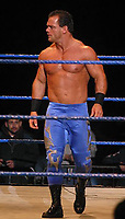 Chris Benoit 2003<br /> Meadowlands, NJ<br /> Photo By John Barrett/PHOTOlink.net