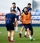 UD Levante's Jose Luis Morales during training session. June 2,2020.(ALTERPHOTOS/UD Levante/Pool)