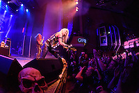 Doro  im Capitol Hannover am 02.December 2015. Foto: Rüdiger Knuth