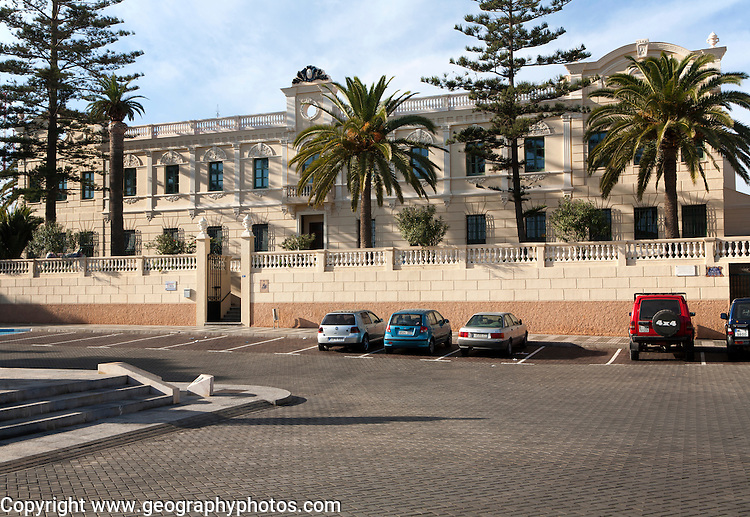 Lasalle de Carmen college, Melilla autonomous city state Spanish territory in north Africa, Spain