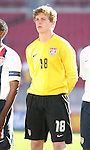 United States' Zac MacMath on Sunday, March 25th, 2007 at Raymond James Stadium in Tampa, Florida. The United States Men's Under 17 National Team defeated El Salvador in a U-17 international friendly.
