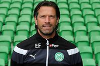 GRONINGEN - Voetbal, Presentatie FC Groningen , seizoen 2017-2018, 11-09-2017,   FC Groningen trainer Ernest Faber