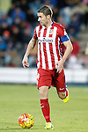 Atletico de Madrid's Gabi Fernandez during La Liga match. February 14,2016. (ALTERPHOTOS/Acero)