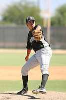 Rafael Suarez - Colorado Rockies - 2010 Instructional League.Photo by:  Bill Mitchell/Four Seam Images..