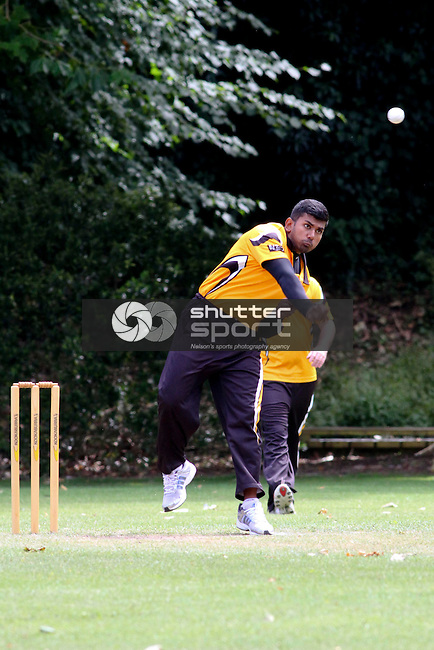 One day cricket, ACOB v Wakatu, 25 January 2014, Botanics, Nelson, New Zealand<br /> Photo: Marc Palmano/shuttersport.co.nz