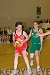 Danielle McLoughlin St Marys Sinead Conway Liffey Celtic