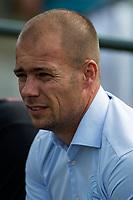 HAREN - Voetbal, FC Groningen - SM Caen, voorbereiding seizoen 2018-2019, 04-08-2018, FC Groningen trainer Danny Buijs