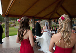 Wedding of Gia Tritico and Victor Salerno, Black Canyon Inn, Estes Park, Colorado, USA