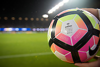 San Jose, Ca - Friday March 24, 2017: Nike Ball during the USA Men's National Team defeat of Honduras 6-0 during their 2018 FIFA World Cup Qualifying Hexagonal match at Avaya Stadium.