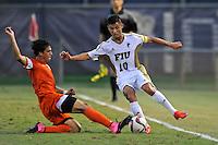 FIU Men's Soccer v. Princeton (9/12/15)