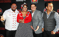 "HOLLYWOOD, LOS ANGELES, CA, USA - MARCH 20: La Santa Cecilia at the Los Angeles Premiere Of Pantelion Films And Participant Media's ""Cesar Chavez"" held at TCL Chinese Theatre on March 20, 2014 in Hollywood, Los Angeles, California, United States. (Photo by Celebrity Monitor)"