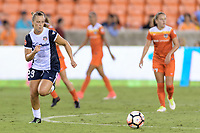 Houston, TX - Saturday July 15, 2017: Meggie Dougherty Howard during a regular season National Women's Soccer League (NWSL) match between the Houston Dash and the Washington Spirit at BBVA Compass Stadium.