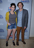 11 October  2017 - Hollywood, California - Sarah Silverman, Gavin Purcell. Premiere of Hulu's &quot;I Love You, America with Sarah Silverman&quot; held at Chateau Marmont in Hollywood. <br /> CAP/ADM/BT<br /> &copy;BT/ADM/Capital Pictures