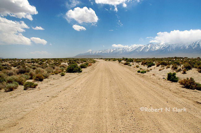 The Owens River Road
